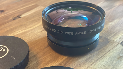 Century HD Pro Series 0.75 Weitwinkel Converter