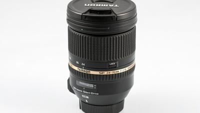 Tamron 24-70mm 1:2,8 SP DI VC USD Nikon AF
