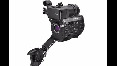 Sony PXW FS7 Set + Metabones