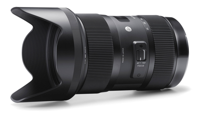 Sigma 18-35mm F1.8 Canon EF-Mount