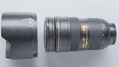 Nikon AF-S Zoom-Nikkor 24-70mm 1:2,8G ED Objektiv