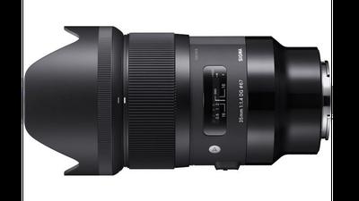Sigma 35mm F1,4 DG HSM für Sony E-Mount