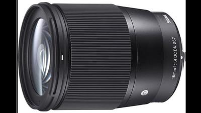 Sigma 16mm f1.4 Sony E
