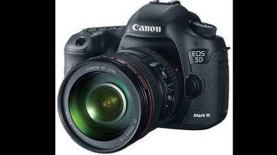 Canon 5D MK 3 mit canon 24-105mm f.4 IS USM L