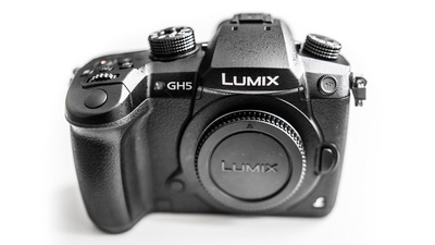 Panasonic Lumix GH5 inkl. V-LOG