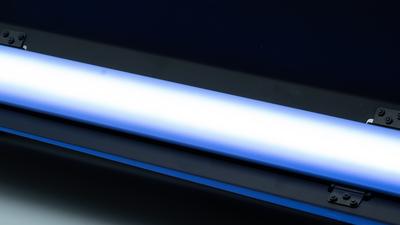 2 x Colorspike - RGB LED Licht mit Akku