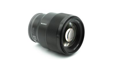 Sony 85mm 1.8 E-Mount Objektiv
