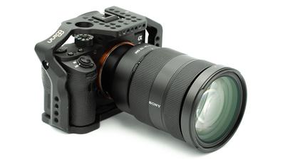 Sony Alpha A7S II mit 24-70mm F2.8 Objektiv