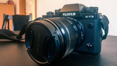 Fujifillm XT-3 mit 18-55mm