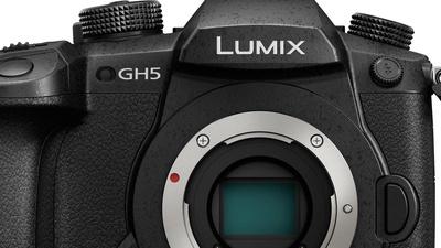 Panasonic Lumix GH5 Body + VLOG