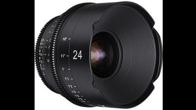 Xeen 24mm Prime Lens EF
