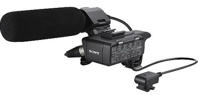 Sony XLR-K1M Audio Adapter and Microphone Kit A7s or FS7