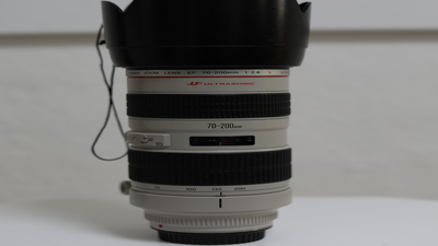 canon EF objactive 70-200 L Ultrasonic