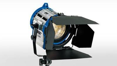 Arri 650 // 650w Tungsten Fresnel // Kunstlicht Stufe