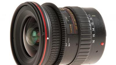 Tokina AT-X 11-16/2.8 Pro // Weitwinkel // Zoom