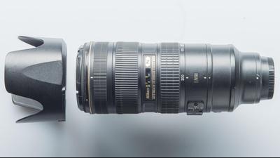 Nikon AF-S Nikkor 70-200mm 1:2,8G ED VR II Objektiv