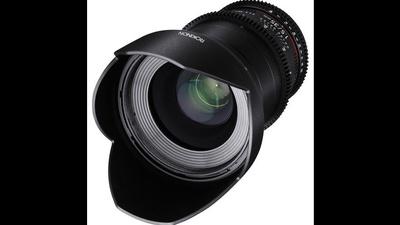Rokinon 35mm Prime Lens EF