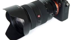 Sony SEL-2470GM G Master Zoom Objektiv 24-70 mm 2.8