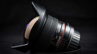 Samyang 12mm f/2.8 Fisheye