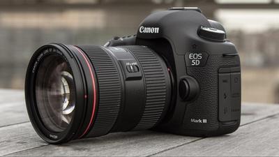 Canon EOS 5D MK III + Canon 24-70 II