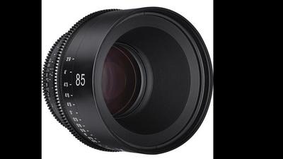 Xeen 85mm Prime Lens EF