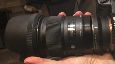 Sigmar Art 50mm 1.4