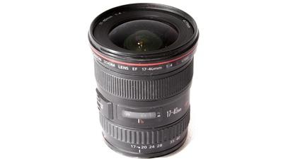 Canon EF 17-40mm f4.0 L USM