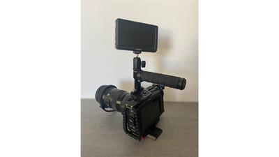 BUNDLE: Blackmagic Pocket Cinema Camera 6k + Akkus + Sp.Kart