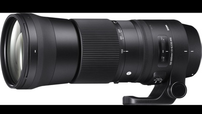 Sigma 150-600 mm f/5 fur Nikon
