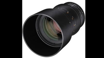 Rokinon 135mm Prime Lens EF