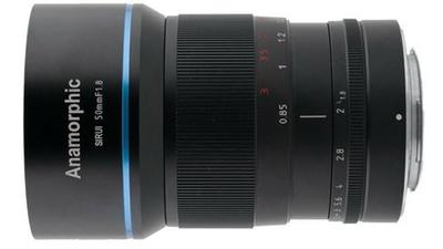 SIRUI 50mm f1.8 1.33x Anamorphic Anamorph MFT Objektiv