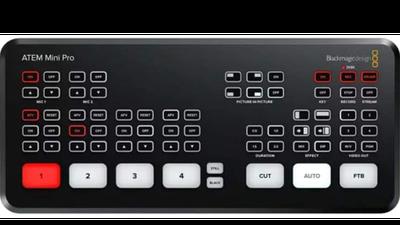ATEM Mini Pro Streaming