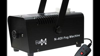 Nebelmaschine inkls. Fluid