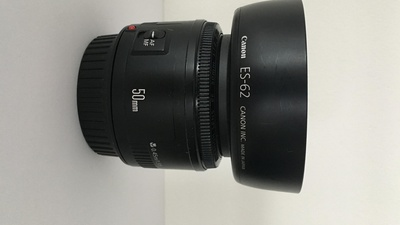 Canon EF 50mm 1:1,8