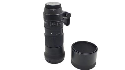 Sigma 150-600mm F5,0-6,3 DG OS HSM für Canon