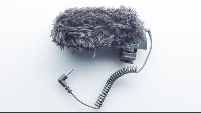 Sennheiser MKE 400 Video Mini-Richtrohrmikrofon