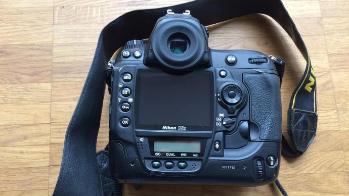 Fotokamera mieten vermieten