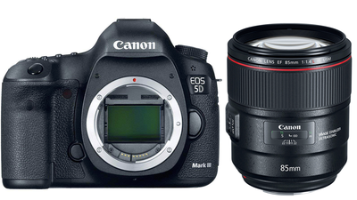 Canon EOS 5D Mark III + Canon 85mm F1.4 L IS USM
