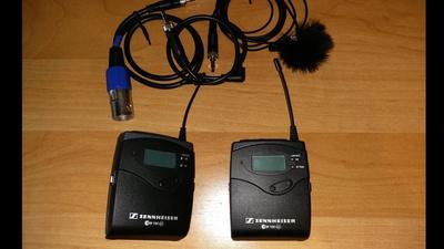 Sennheiser Kamerafunkstrecke EW 112-E G3
