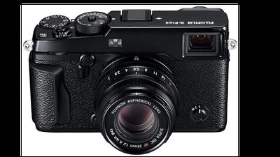 Fujifilm X- Pro 2 incl. Fujinon XF 35mm F2