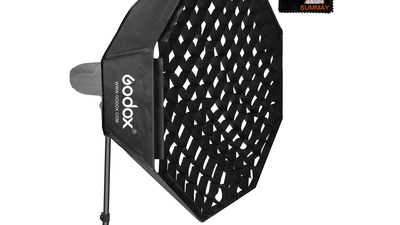 Godox 120cm Achteckig Honeycomb Softbox