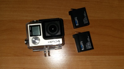 Gopro Hero 4 Black Actionkamera