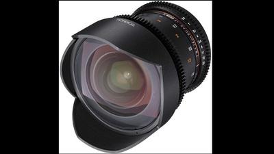 Rokinon 14mm Prime Lens EF