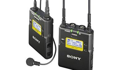 Sony  Kanal URX -P03/ UTX-B03 Funkstrecke