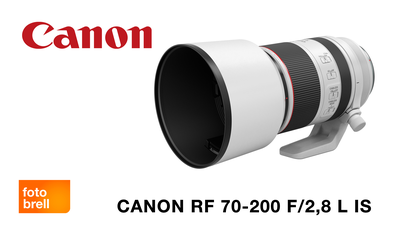 Canon RF 2,8/70-200 mm L IS USM