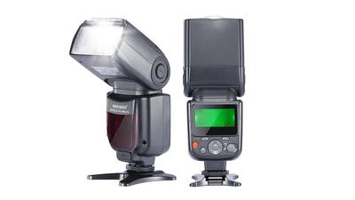 Neewer NW-670 TTL Flash Blitzgerät mit LCD Anzeige