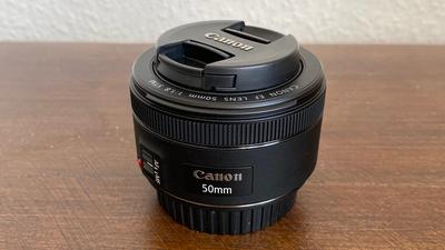 Canon 50mm f/1.8 STM Festbrennweite