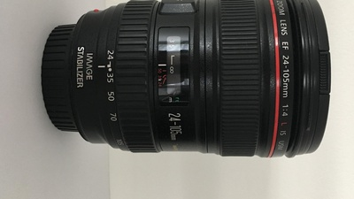 Canon EF 24-105mm 4,0 IS