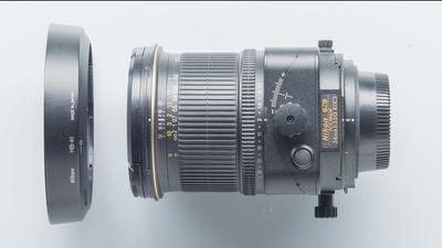 Nikon PC-E Nikkor 24mm 1:3.5D ED