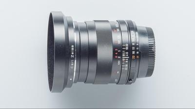 Carl Zeiss Distagon T* 2.8/25 ZF.2 Nikon